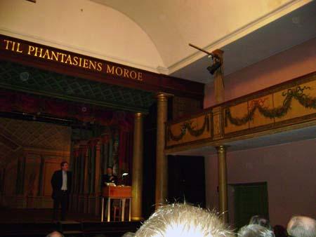 helsingør teater den gamle bydel svingerklup