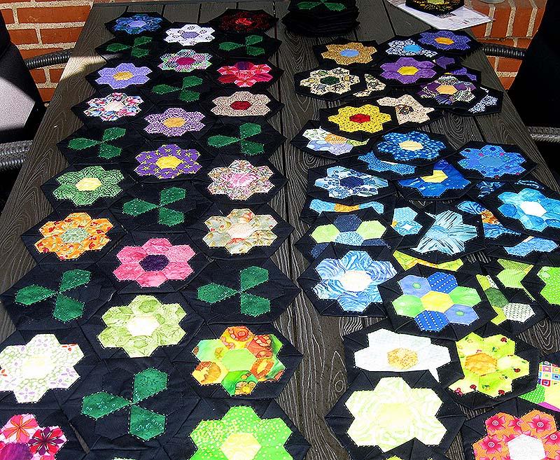 blomster hexagons 2