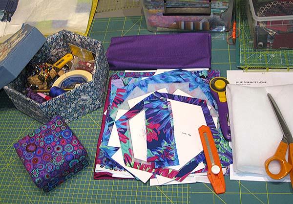 patchwork mønstre gratis